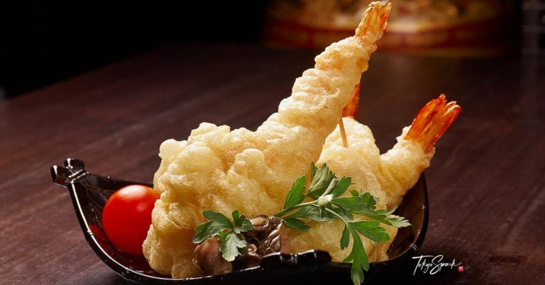 What is tempura in Japan?